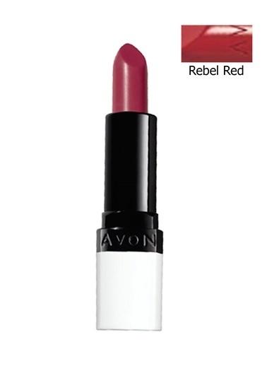 Avon Mark Plump It 3D Dolgunlarştırıcı Ruj Rebel Red Kırmızı